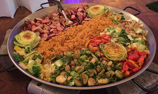 family style catering hartford